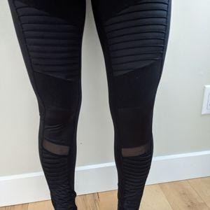 7/8 moto leggings